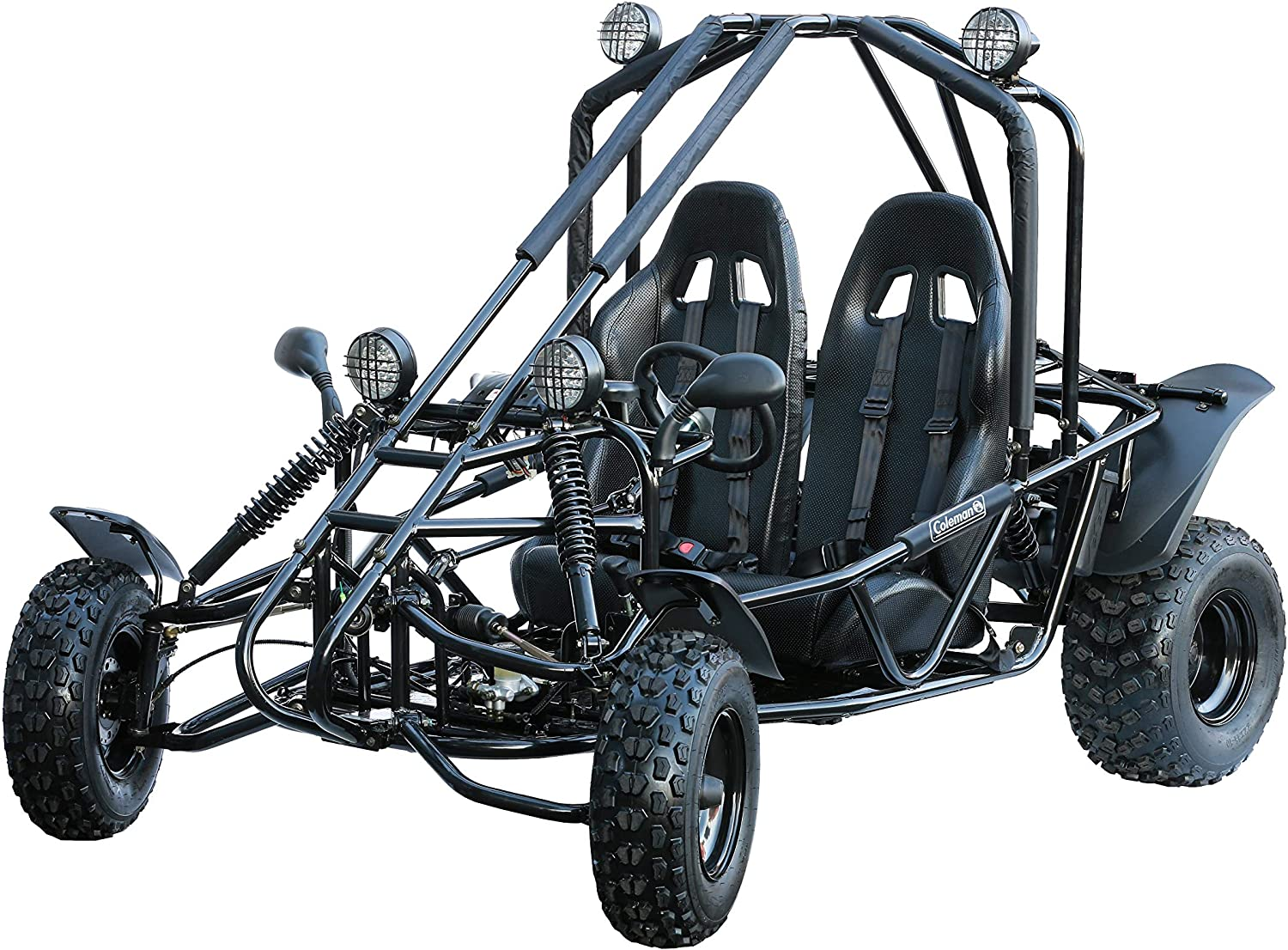 Off Road Go Kart | Gas Powered, Electric Start, 196cc/9.0HP