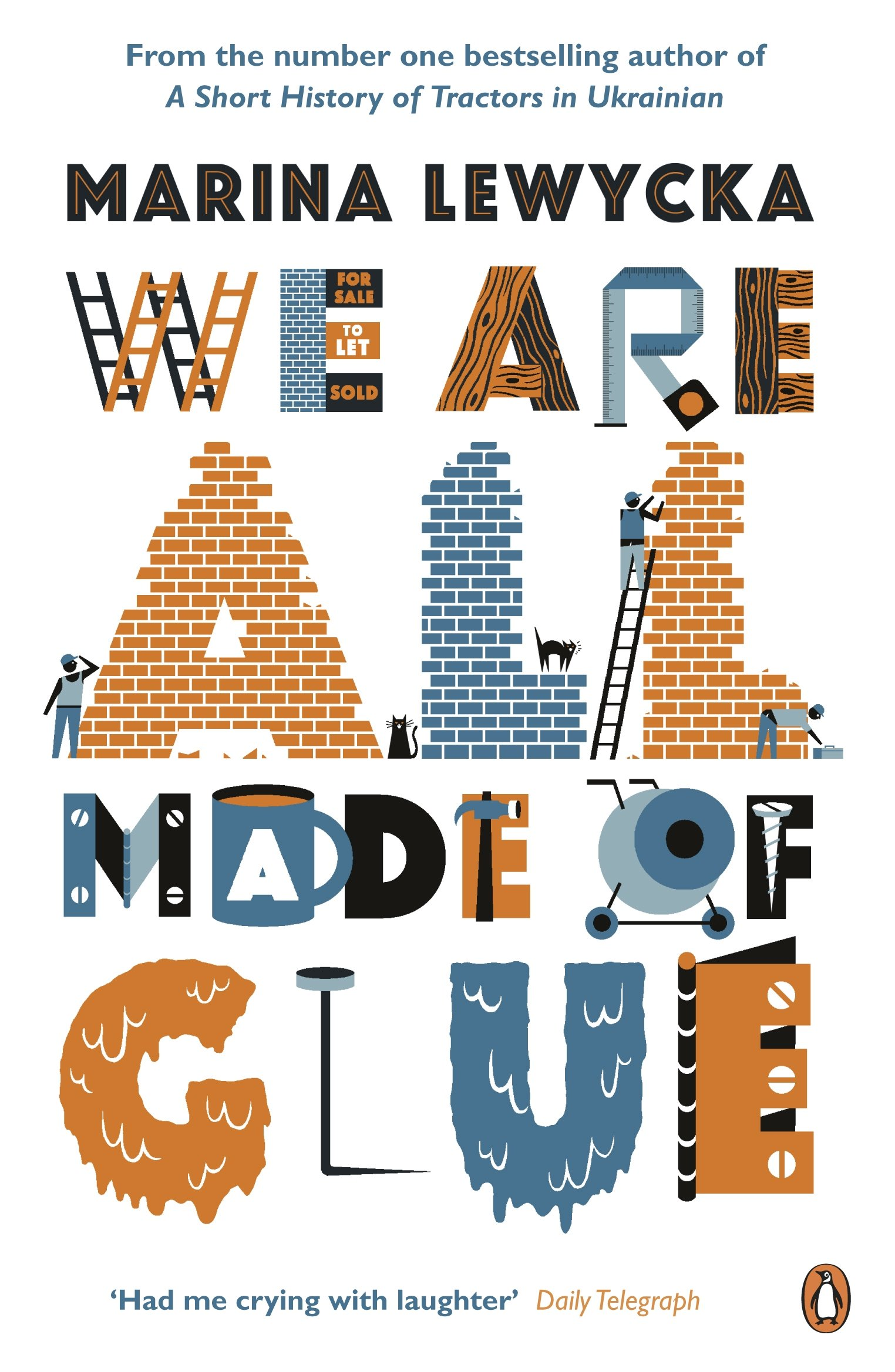 Download We Are All Made of Glue pdf