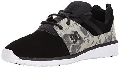 DC ShoesHEATHROW - Skate shoes - black yCbpP