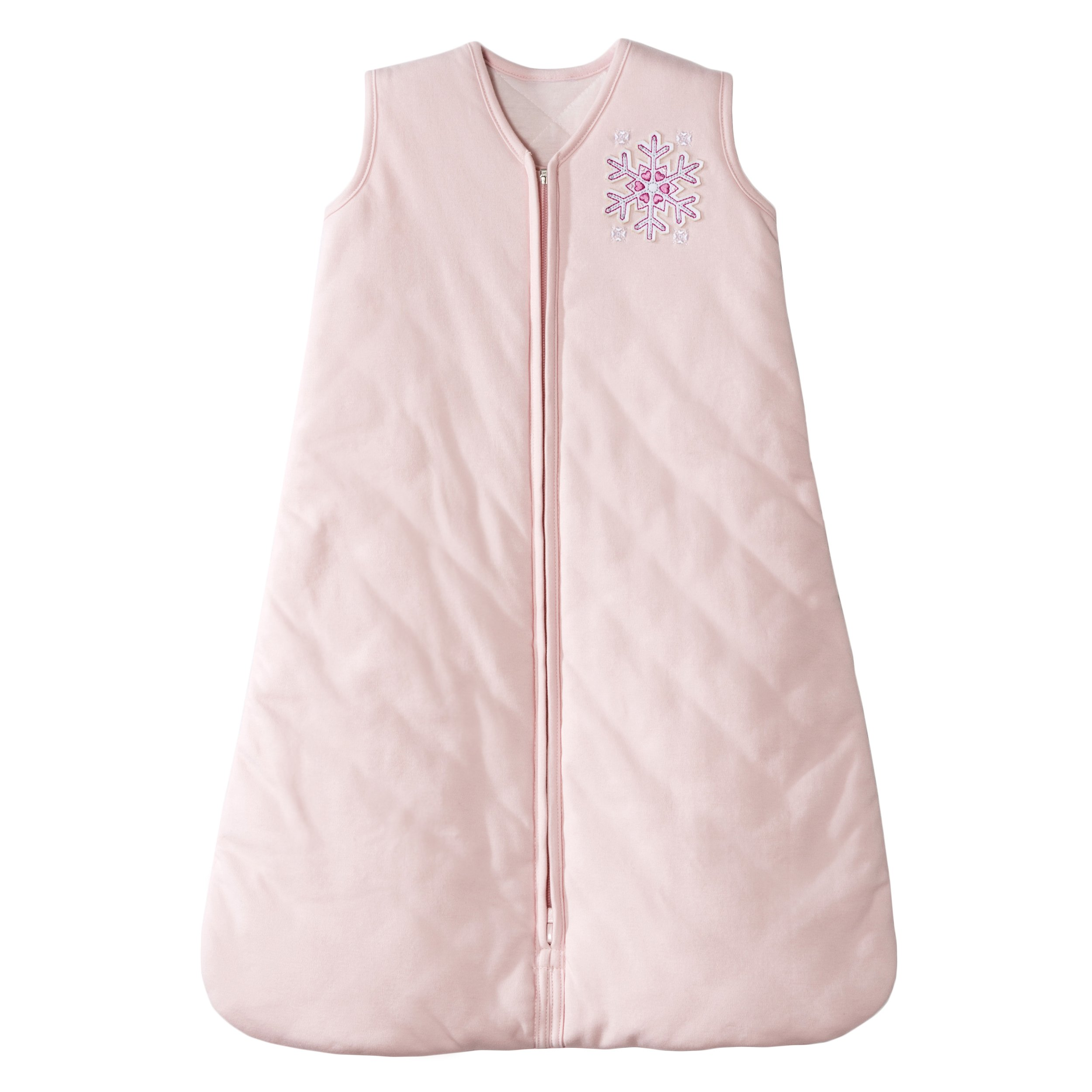 HALO Winter Weight SleepSack, Pink, Large
