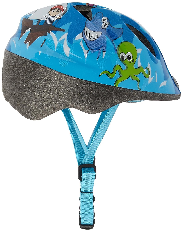 Raleigh Rascal Kids Bike Helmet – Blue Pirate – XX Small 44-50cm