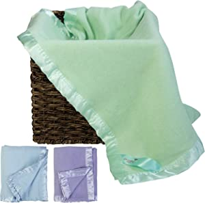 Bamboo Toddler Security Baby Blanket...