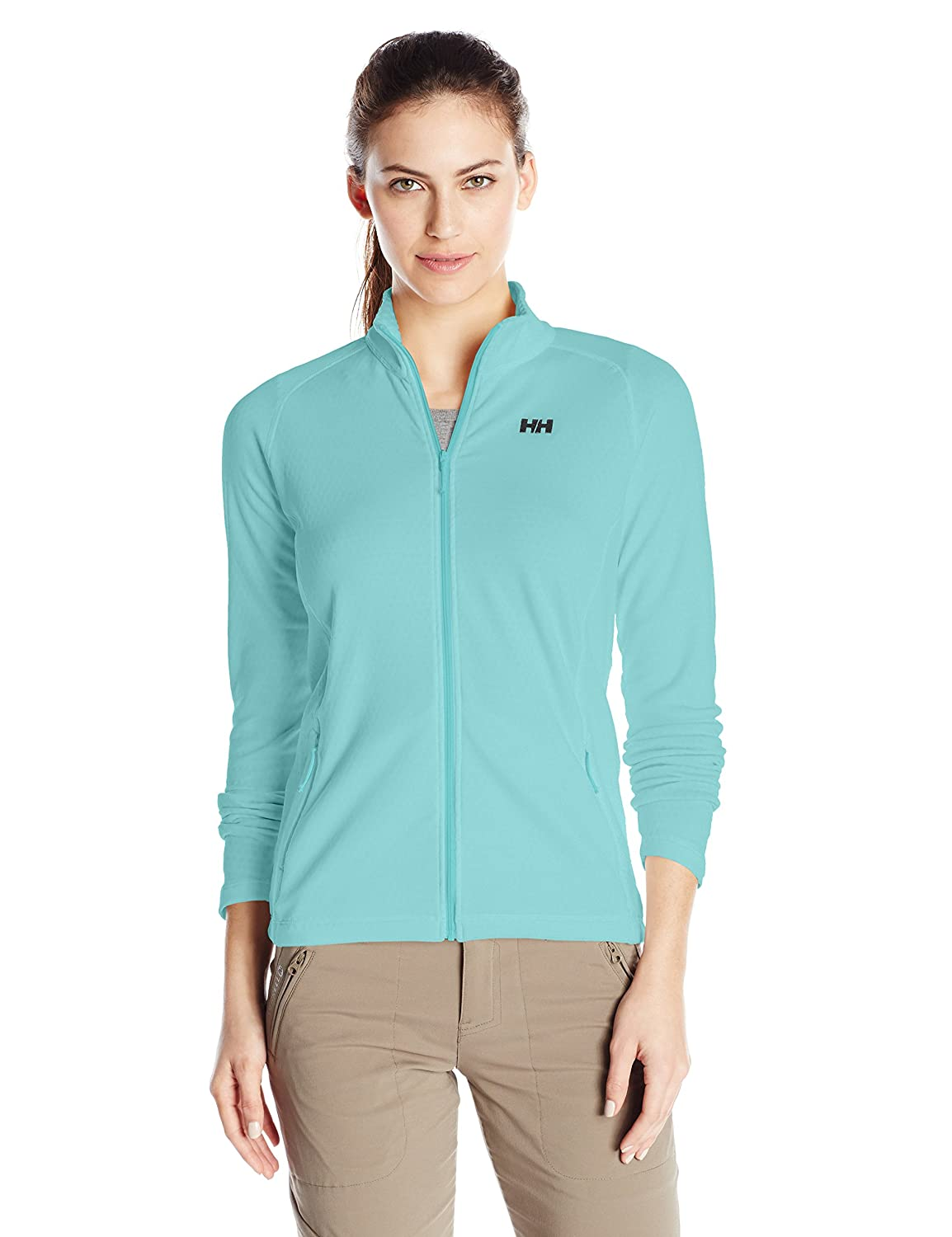 Helly Hansen Women's Vertex Fullzip Stretch Midlayer B06XH23W4B-p