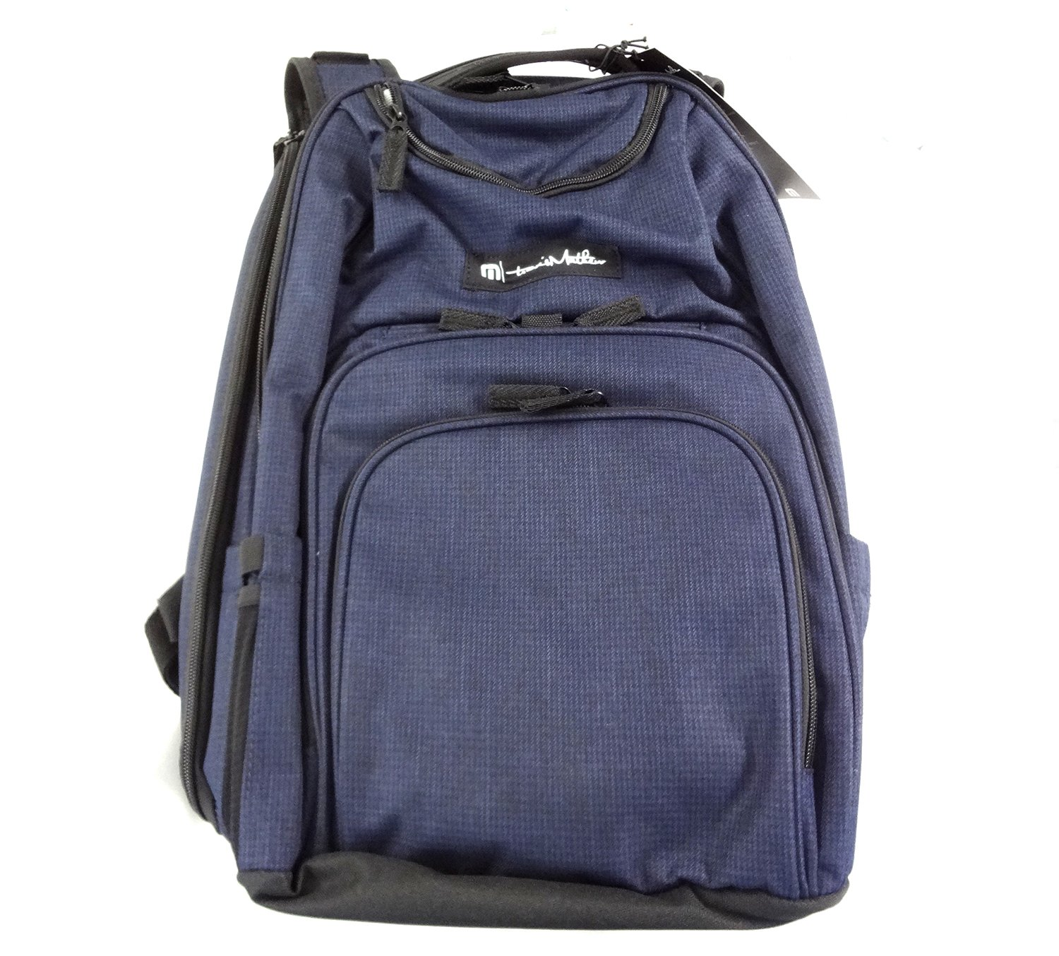 NEW Travis Mathew Malibu Blue Nights Backpack/Carry-On Bag