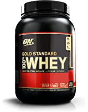 Optimum Nutrition 100% Whey Protéine Gold Standard, Double chocolat, Whey Isolate, 908 g