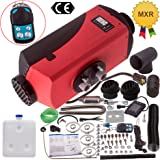 maXpeedingrods 12V 5KW 5000W Diesel Air Heater LCD Thermostat Remote Control 10L Tank for Pickup Truck Bus Trailer…
