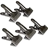 DynaSun 5x WOS2009 Professional Kit Studio Clamp Clip for Backdrop Stand