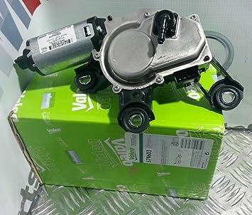 Valeo Audi A3, A4, A6, Q5, Q7 motor de limpiaparabrisas trasero para * * NUEVO * *: Amazon.es: Coche y moto