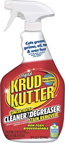 Krud Kutter KK32 Original Concentrated Cleaner