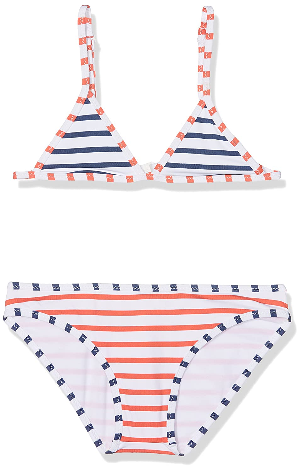 64303feb664 Pepe Jeans - PGB10264 - Stripe Jr Bikini - Ensemble Maillot de bain - Fille