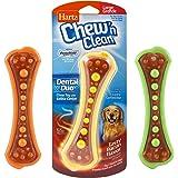 Hartz Chew 'n Clean Bacon Flavored Dog Chew Toy
