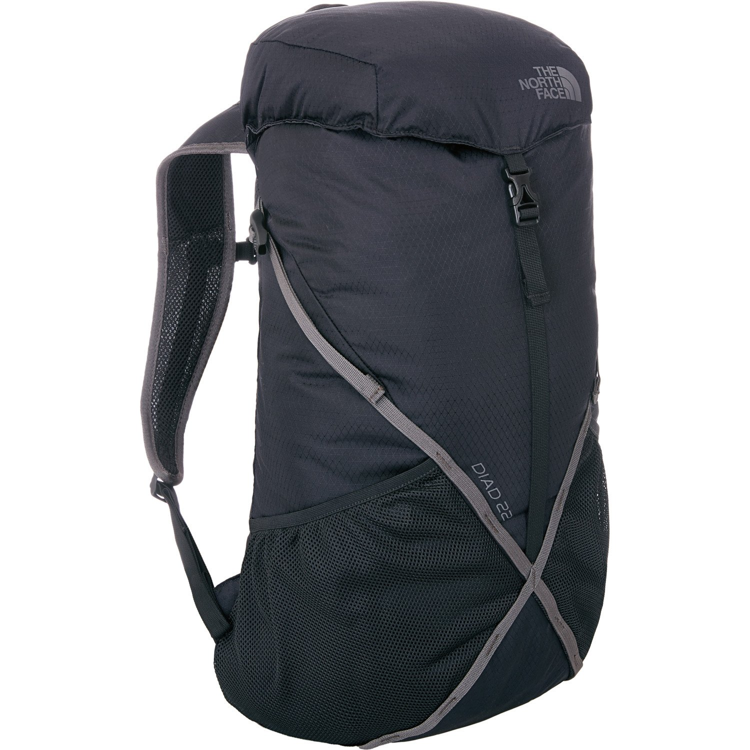 The North Face Diad Pro 22 Backpack TNF Black by The North Face