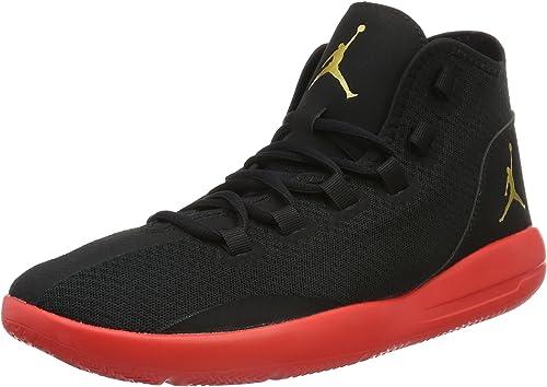 Nike Jordan Reveal, Zapatillas de Baloncesto para Hombre, Negro ...