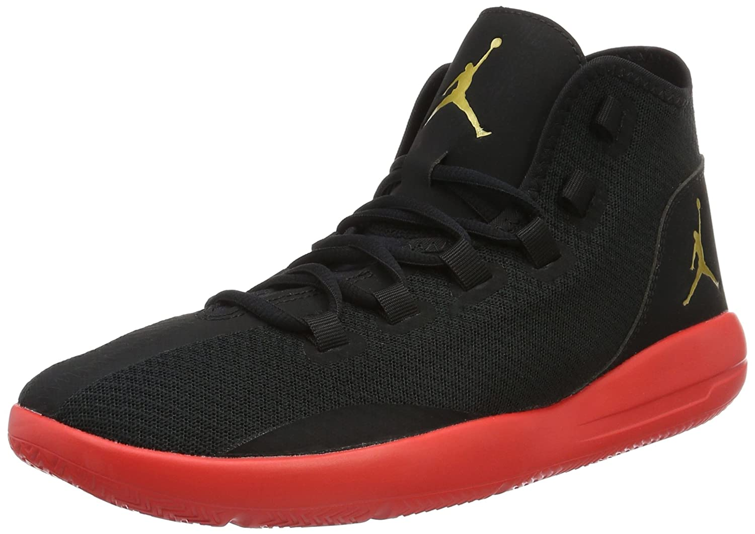162311dd19a65 Jordan Mens Reveal 11 Black/Infrared 23/Metallic Gold Coin