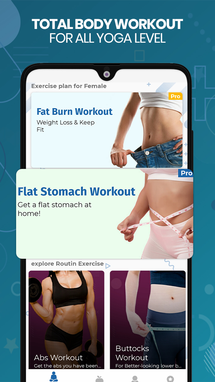 Amazon Com Yoga For Weight Loss Yoga For Beginners Free Appstore For Android