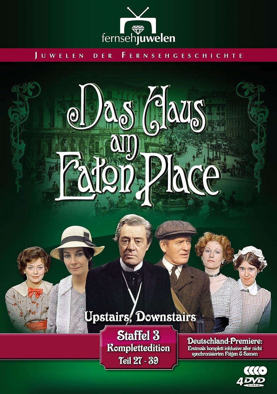 Das Haus am Eaton Place - Staffel 3 Komplettedition: Teil 27-39 4 ...