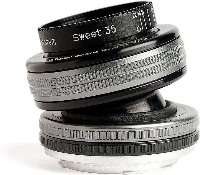 Lensbaby Lb 3u7m Composer Pro Ii Mit Sweet 35 Optik Für Kamera