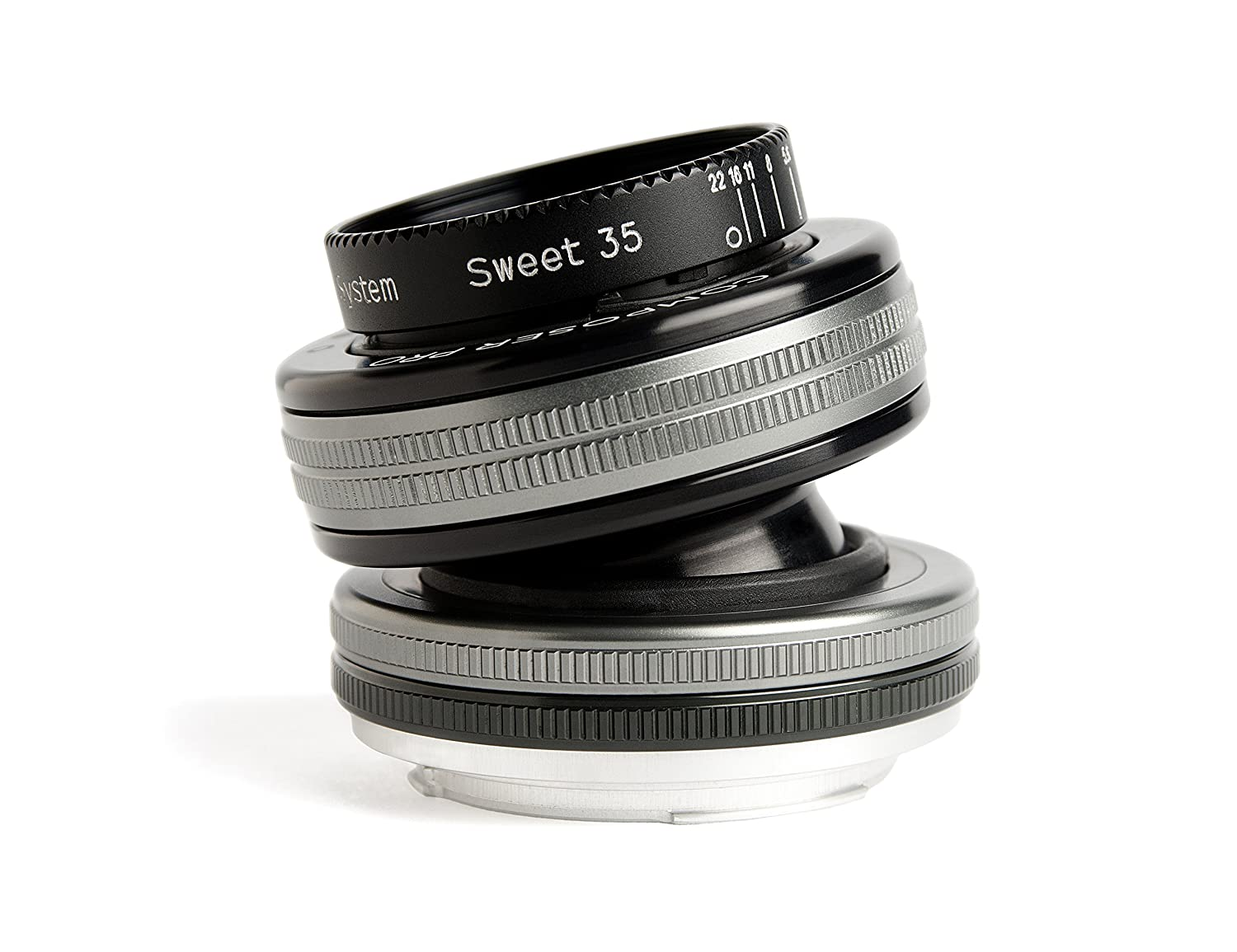 Composer Pro II with Sweet 35 Optic for Micro 4/3 [並行輸入品]   B01L4TBJJ6
