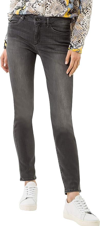 Brax damskie jeansy Shakira Sensation Five Pocket Skinny Sportiv: Odzież