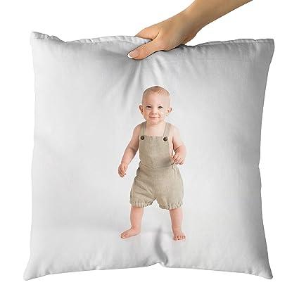 Amazoncom Westlake Art Child Standing Decorative Throw Pillow