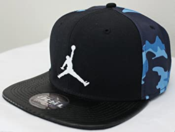 020f239cf Nike Men's Air Jordan AJ XX8 Lite Camo Bel Air Snapback Cap One Size ...