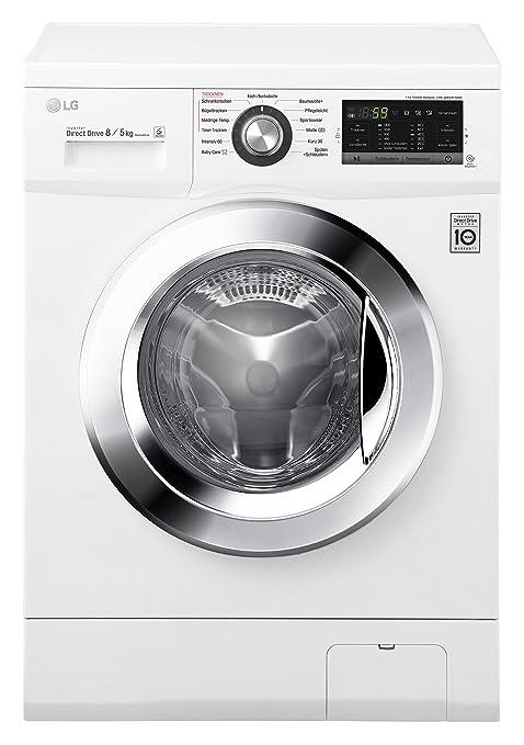 LG F14G6TDM2NH lavadora Carga frontal Independiente Blanco A ...