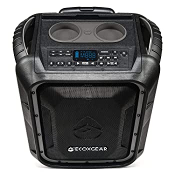 Ecoxgear Portable Jobsite Radio