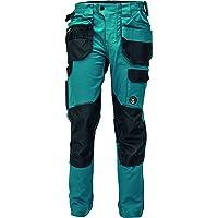 Dayboro Pantalones de Trabajo para Hombre - Ultra Cómodos - Elásticos y Duraderos con Bolsillos para Rodilleras