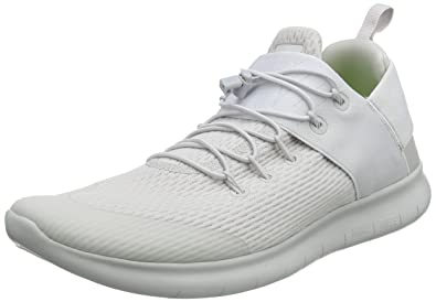 the latest b6f68 67d19 Nike Herren Free RN Commuter 2017 Laufschuhe, Grau (Vast Grey/White),