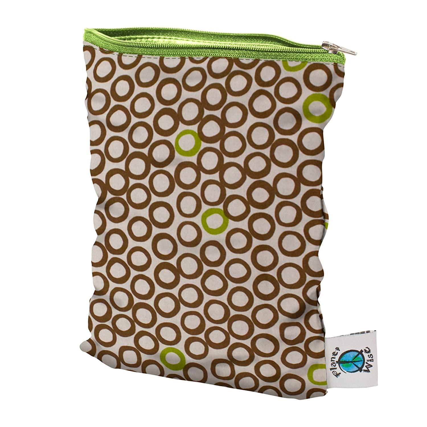 Planet Wise Wet Diaper Bag, Jewel Woods, Medium Planet Wise Inc. PWWBMDJewelWood