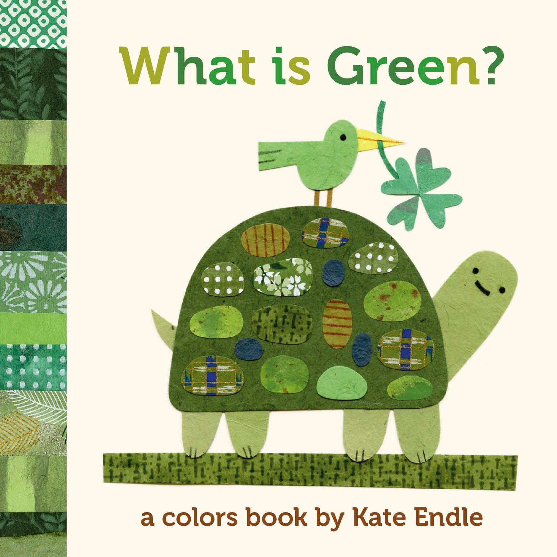 Amazon.com: What Is Green?: A Colors Book by Kate Endle (Colors ...