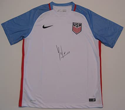 0f7c3c385 Image Unavailable. Image not available for. Color: Clint Dempsey USA  National Mens Soccer Team, Signed ...