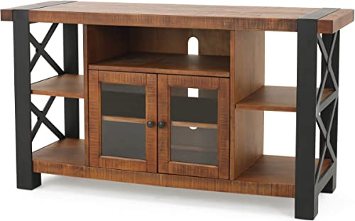 Christopher Knight Home Tori Wood TV Console