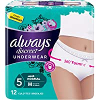 Always discreet - Culottes normal M para incontinencia