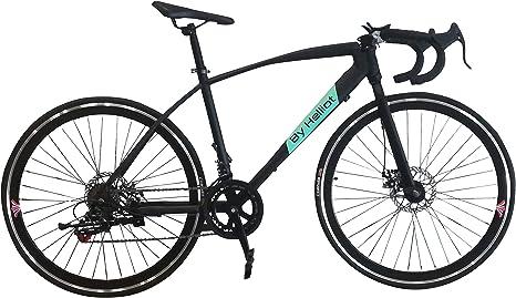 Helliot Bikes Ruzafa 01 Bicicleta de Carretera Urbana, Adultos ...