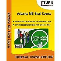 Advance MS Excel DVD Tutorial