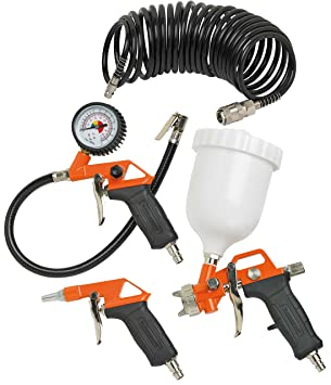 Black and Decker 9045851BND Accesorios para Compresor de Aire: Amazon.es: Bricolaje y herramientas
