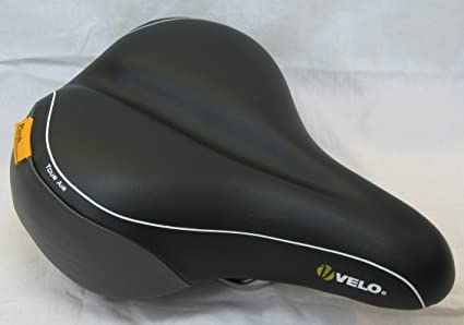 Fahrrad Luftsattel Velo Plush Tour Air - die Alternative zum Gelsattel Fahrradsattel