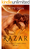 Razar (The Mating Games series Book 1)