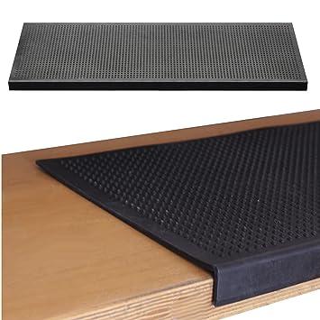 Gummi Stufenmatte 25x75cm Gummimatte Rutschschutz Treppe Stufen