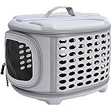 PawHut Transporttasche Tragetasche für Tiere Hunde Hundetasche Katze in verschiedenen Farben