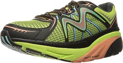 MBT Zee 16 M, Zapatillas de Running para Hombre, (Lime/Peach), 47 EU: Amazon.es: Zapatos y complementos