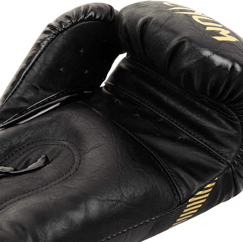 Muay Thai Venum Impact Guantes de Boxeo Unisex Adulto Kickboxing