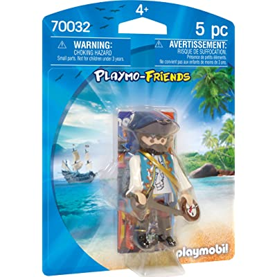 PM Playmobil Pirate: Toys & Games