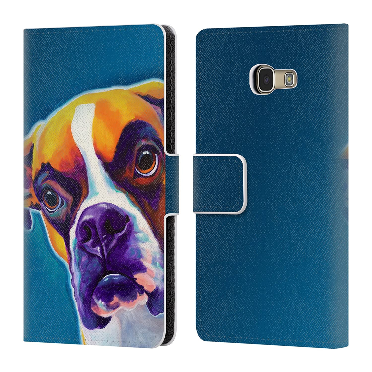 Head Case Designs fizielle DawgArt Boxer Koda Hunde Amazon Elektronik