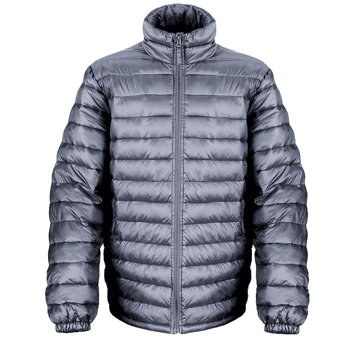 Result hombre Urban Outdoor Ice Bird acolchado chaqueta: Amazon.es: Ropa y accesorios