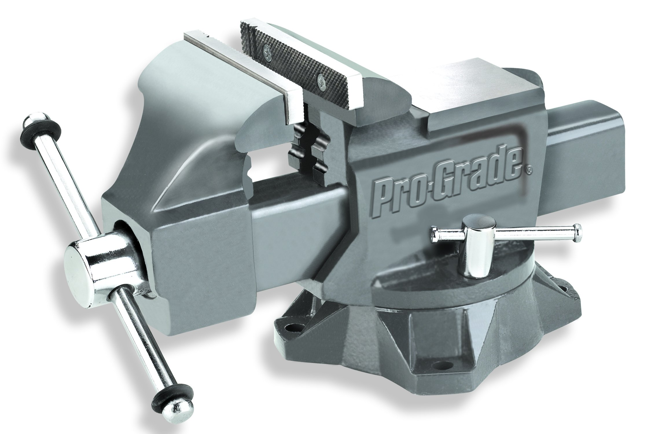 Pro-Grade 59116 Heavy Duty Swivel Bench Vice, 7-Inch