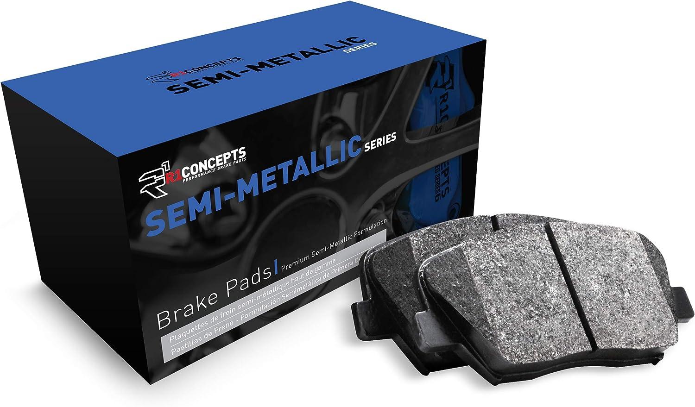 R1 Concepts Semi-Met Series Brake Pad