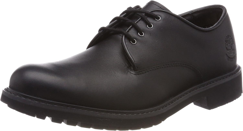 Timberland Stormbuck Plain Toe Waterproof, Zapatos de Cordones Oxford para Hombre