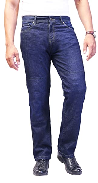 Pantalones vaqueros para moto